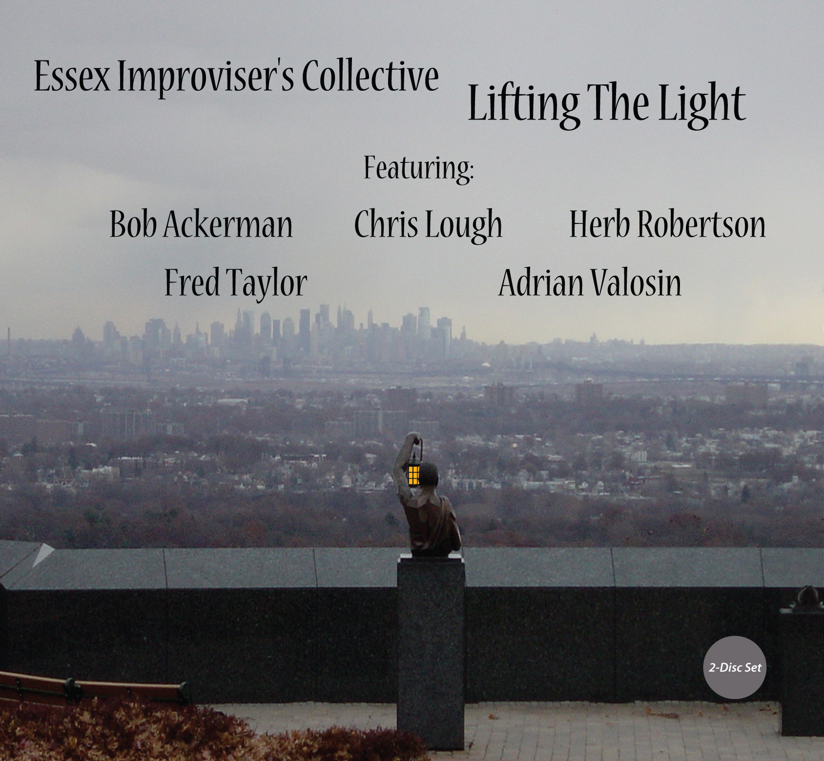 Album Essex Improviser's Collective - Lifting The Light by Fred Taylor